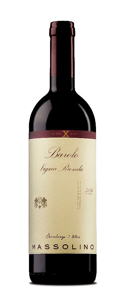 Barolo Riserva  X anni Vigna Rionda 2004 Massolino - Wine il vino