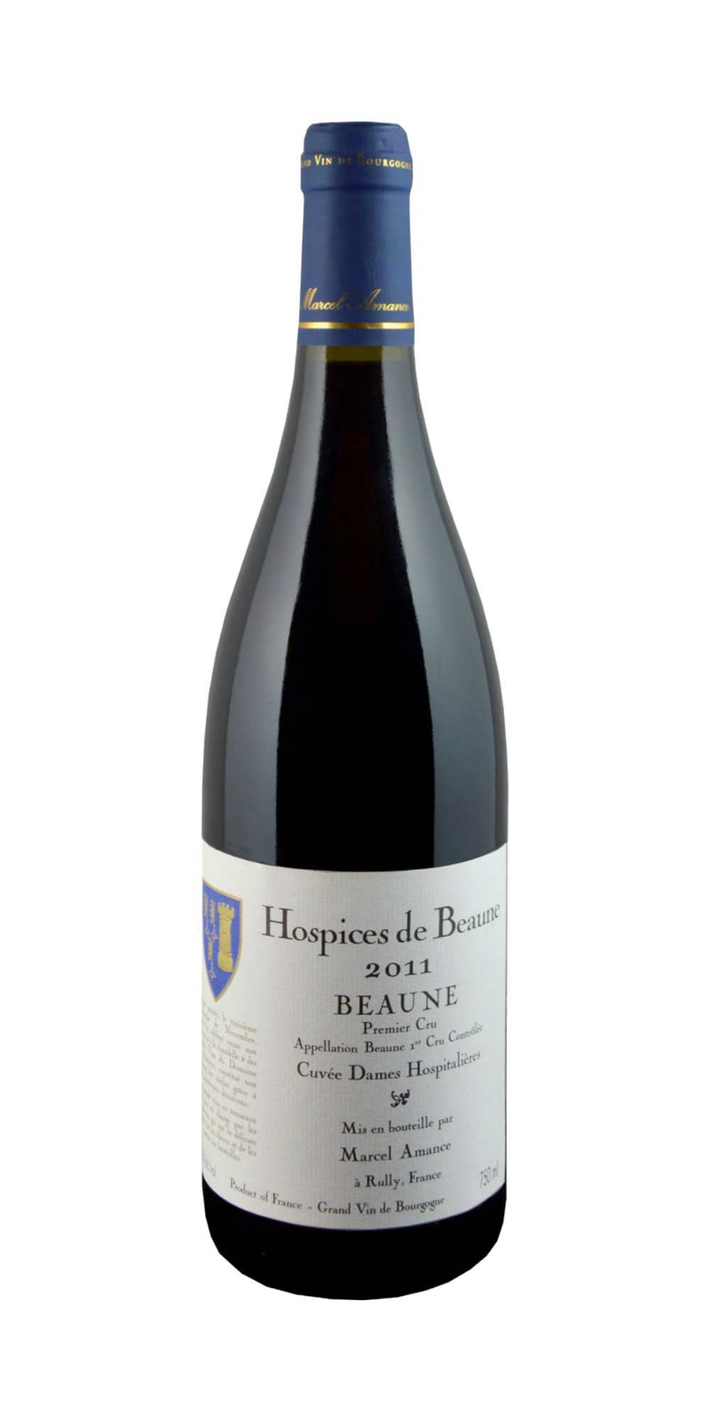 Beaume Hospices de Beaume Cuvée Dames Hospitalières 2011 - Wine il vino
