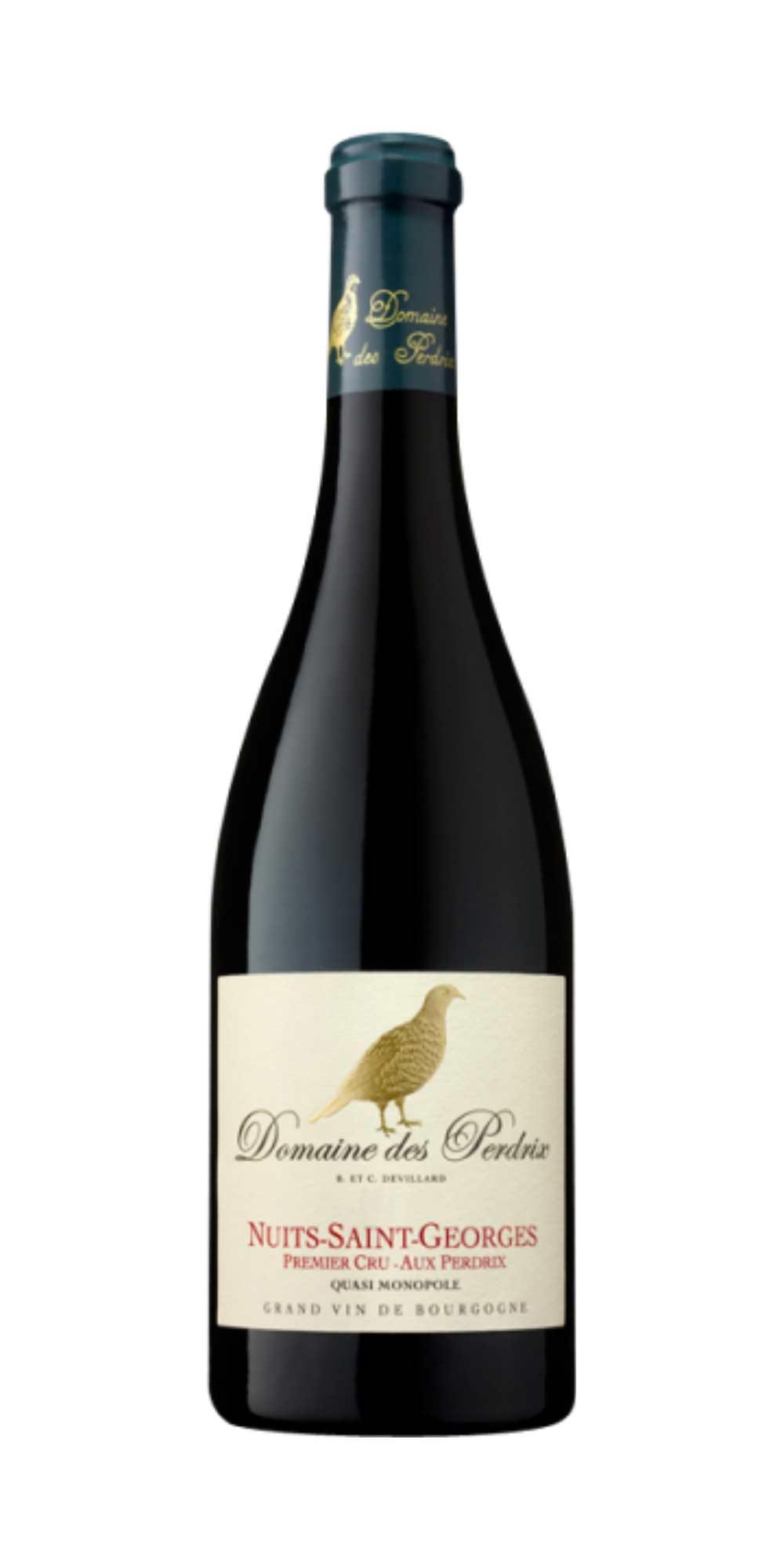 Nuits-Saint-Georges 1er Cru Aux Perdrix 2010 Domaine des Perdrix - Wine il vino
