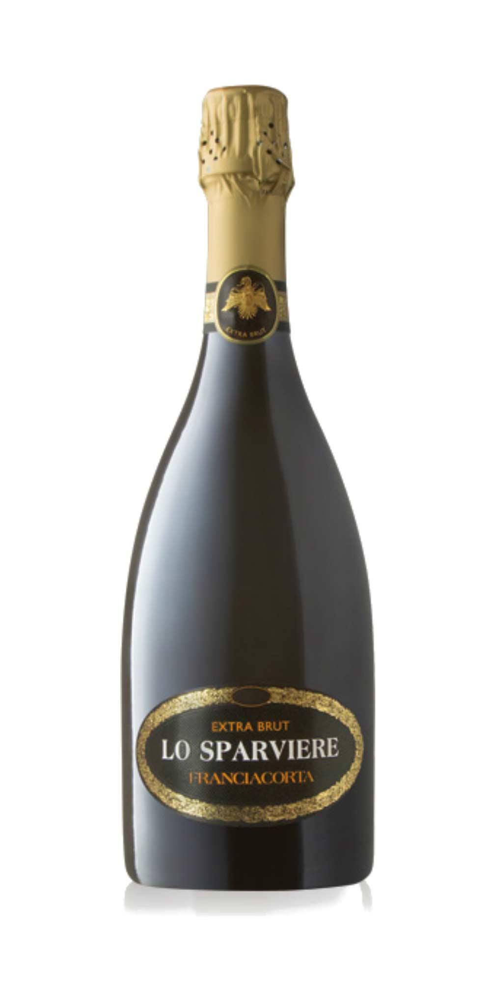 Franciacorta extra brut 2008 Lo Sparviere - Wine il vino