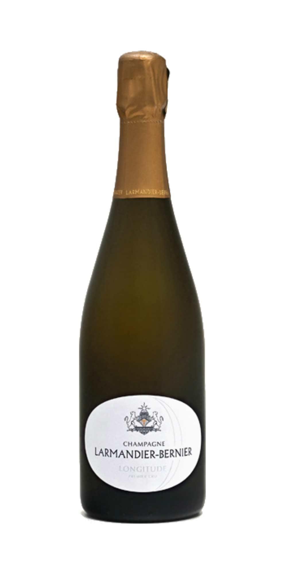 Champagne extra-brut Blanc de Blancs Longitude Larmandier-Bernier - Wine il vino