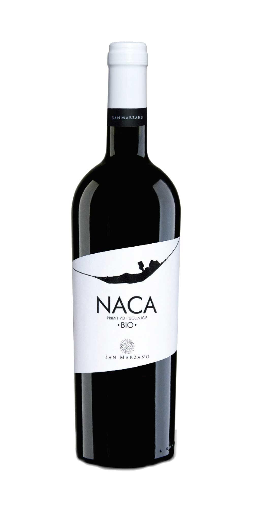 Puglia Primitivo di Manduria Naka Bio 2013 Cantine San Marzano - Wine il vino
