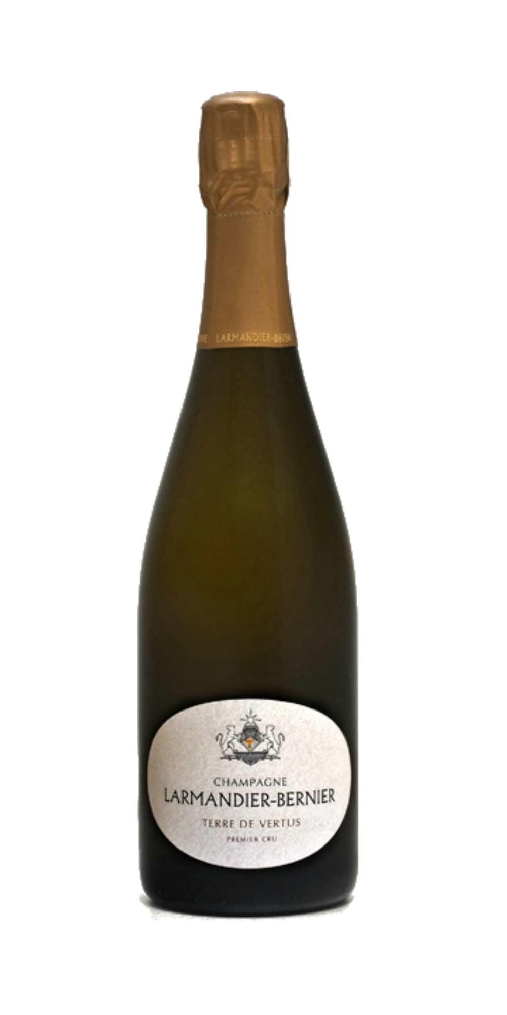 Champagne non dosé 1er Cru Terre de Vertus Larmandier-Bernier - Wine il vino