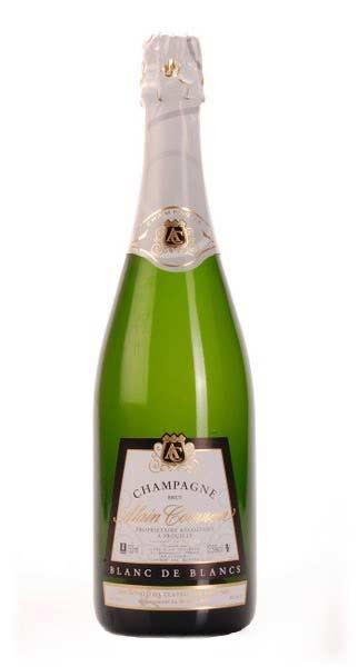 Champagne brut Blanc de Blancs Alain Couvreur - Wine il vino
