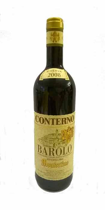 Barolo Monfortino Riserva 2008 Conterno Giacomo - Wine il vino