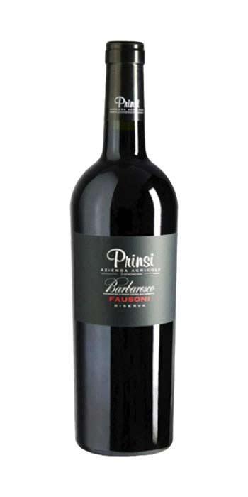 Barbaresco Riserva Fausoni 2008 Prinsi - Wine il vino