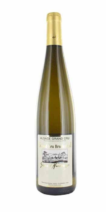 Alsace Gewürztraminer Grand Cru Bruderthal 2012 Gérard Neumeyer - Wine il vino
