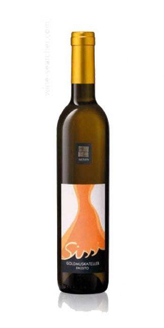Alto Adige Moscato Giallo passito Sissi 2014 Meran - Wine il vino