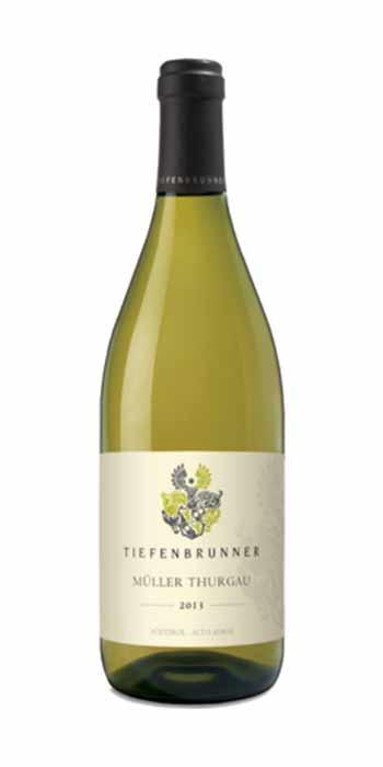 Alto Adige Müller Thurgau Feldmarshall Von Fenner 2015 Tiefenbrunner - Wine il vino