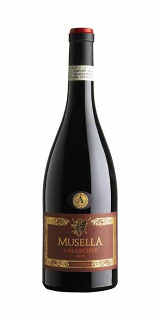 Amarone della Valpolicella Riserva 2010 Musella - Wine il vino