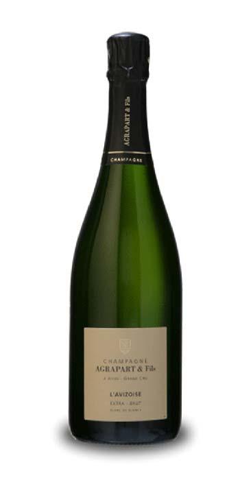 Champagne Agrapart extra-brut Blanc de Blancs Avizoise 2007 - Wine il vino