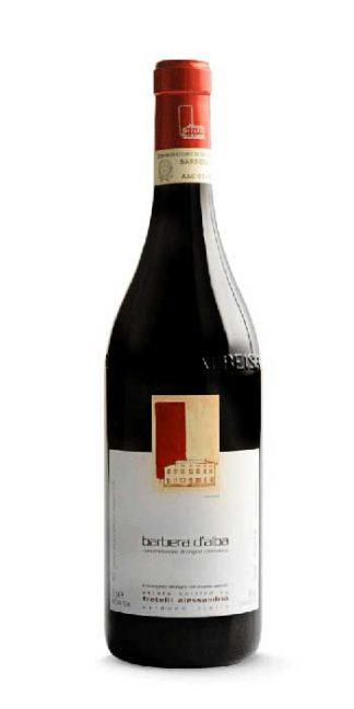 Barbera d'Alba 2013 F.lli Alessandria - Wine il vino