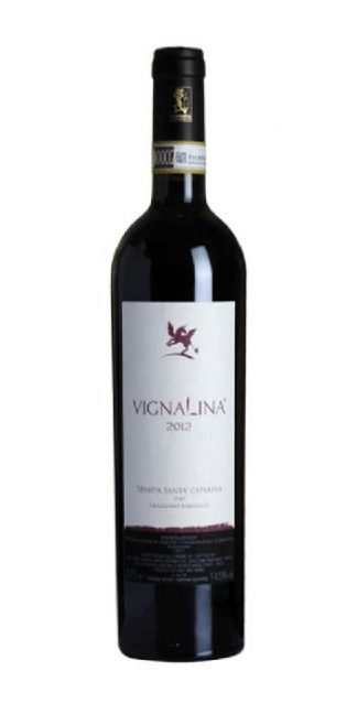 Barbera d'Asti Vignalina 2012 Tenuta Santa Caterina - Wine il vino
