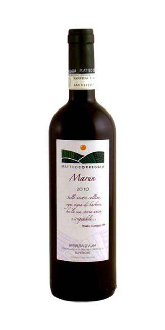 Barbera d'Alba Marun 2012 Matteo Correggia - Wine il vino