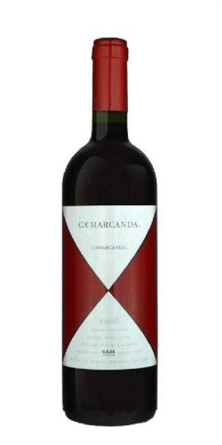 Bolgheri Camarcanda 2007 Cà Marcanda - Wine il vino