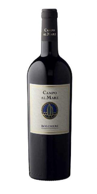 Bolgheri Rosso Campo al Mare 2012 Folonari - Wine il vino