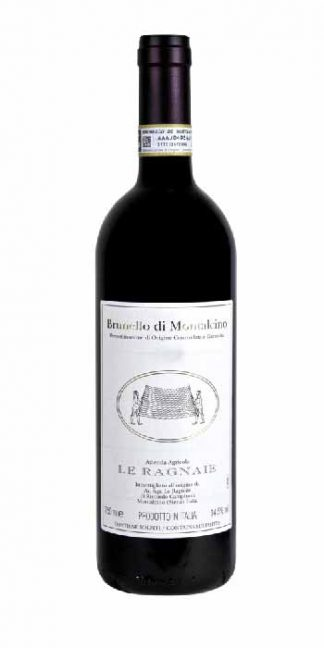 Brunello di Montalcino 2009 Le Ragnaie - Wine il vino