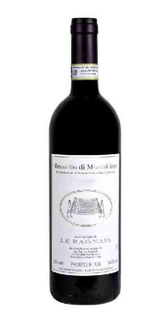Brunello di Montalcino 2010 Le Ragnaie - Wine il vino