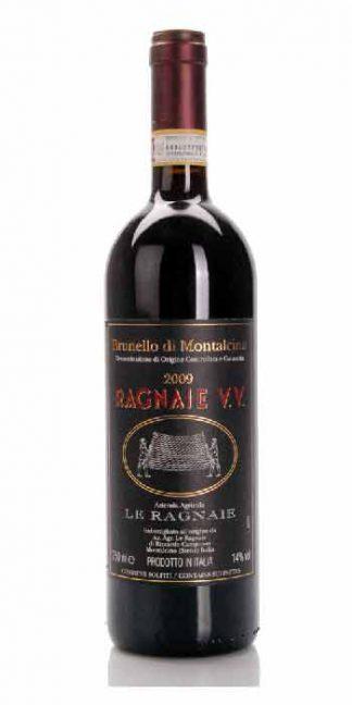 Brunello di Montalcino V.V. 2009 Le Ragnaie - Wine il vino