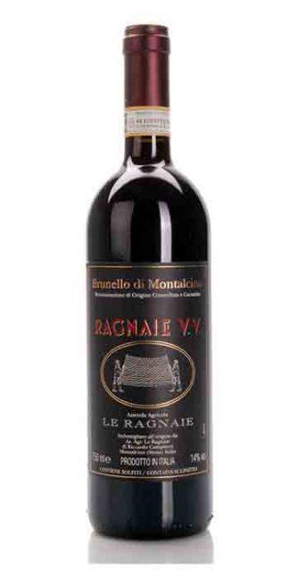 Brunello di Montalcino V.V. 2010 Le Ragnaie - Wine il vino