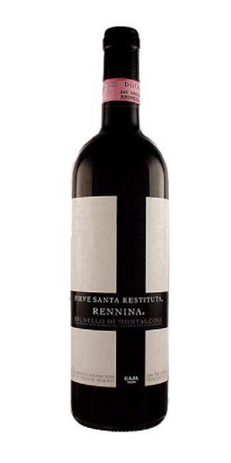 Brunello di Montalcino Rennina 2010 Pieve della Santa Restituita - Wine il vino