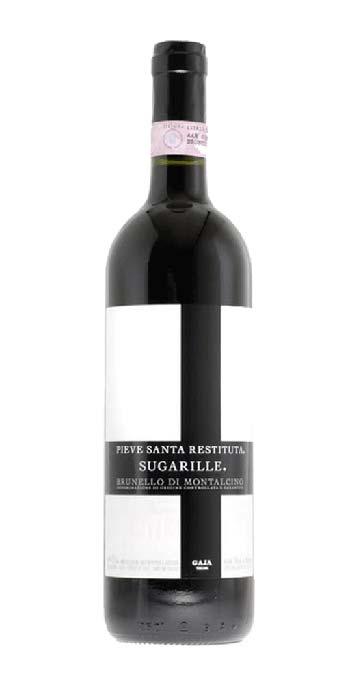 Brunello di Montalcino Sugarille 2010 Pieve della Santa Restituita red wine - Wine il vino