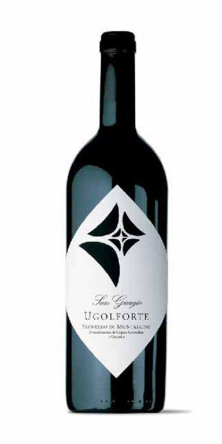 Brunello di Montalcino Ugolforte 2007 Tenuta San Giorgio - Wine il vino