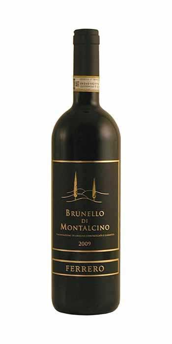 Brunello di Montalcino 2011 Ferrero - Wine il vino