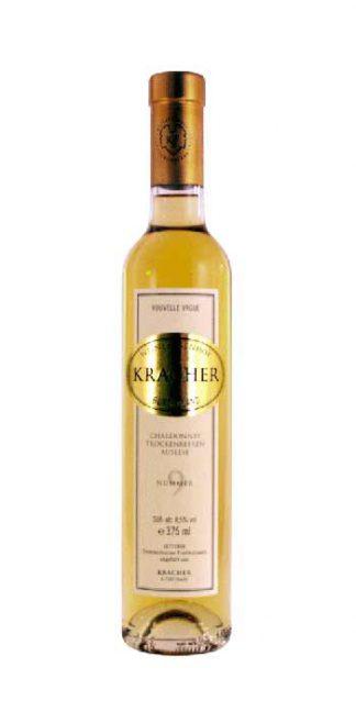 Burgerland Chardonnay TBA Nummer 9 2009 Kracher - Wine il vino