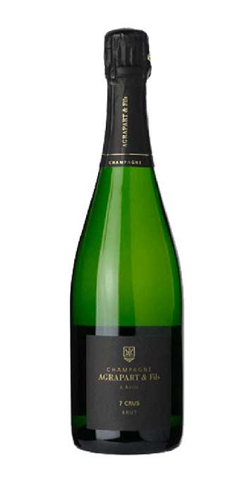 Champagne brut 7 Crus Agrapart - Wine il vino