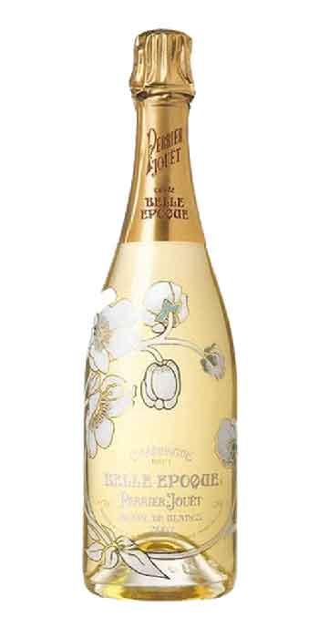 Champagne brut Blanc de Blancs Belle Epoque 2002 Perrier Jouët - Wine il vino