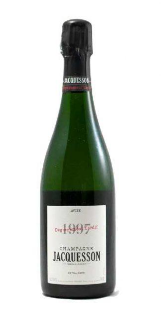 Champagne extra-brut Avize D.T. 1997 Jacquesson - Wine il vino