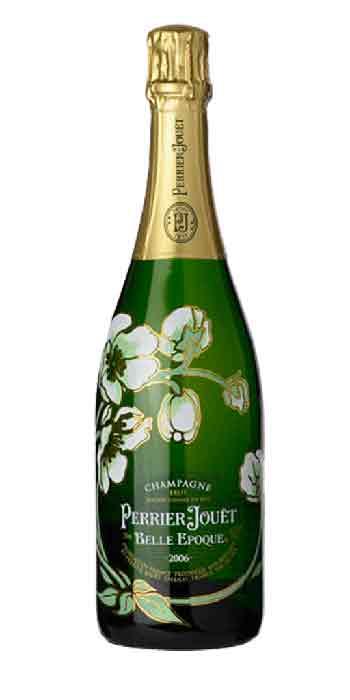 Champagne brut Belle Epoque 2006 Perrier Jouët - Wine il vino