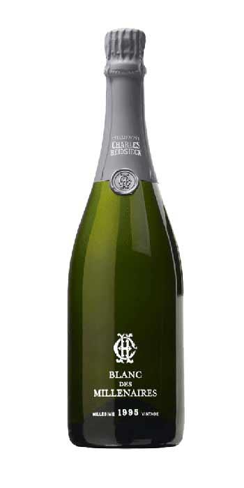 Champagne brut Blanc de Millenaires 1995 Charles Heidsieck - Wine il vino