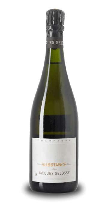Champagne brut Grand Cru Blanc de Blancs Substance Selosse - Wine il vino