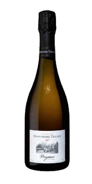Champagne extra-brut Blanc de Noirs Les Orizeauz  2008 Chartogne-Taillet - Wine il vino