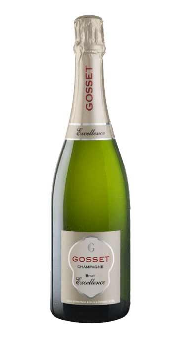 Champagne brut Excellence Gosset - Wine il vino