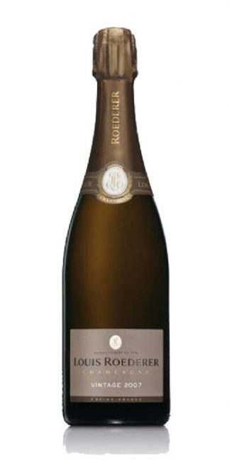 Champagne brut Vintage 2007 Louis Roederer - Wine il vino