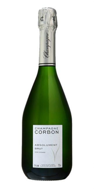 Champagne Absolument brut Corbon - Wine il vino