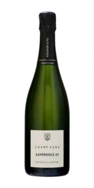 Champagne Agrapart Brut Nature Experience 07 Blanc de Blancs Grand Cru - Wine il vino