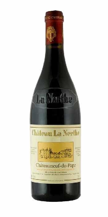 Chateauneuf-du-Pape 2011 Château La Nerthe - Wine il vino