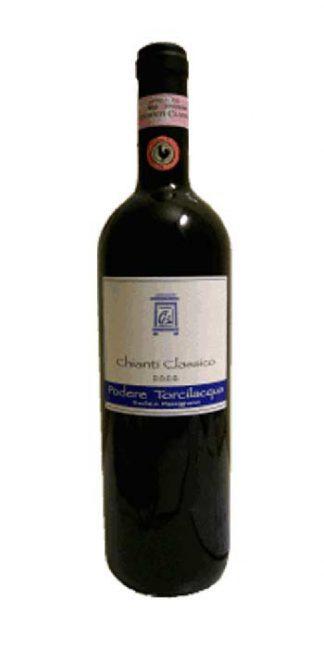Chianti Classico 2012 Torcilacqua - Wine il vino