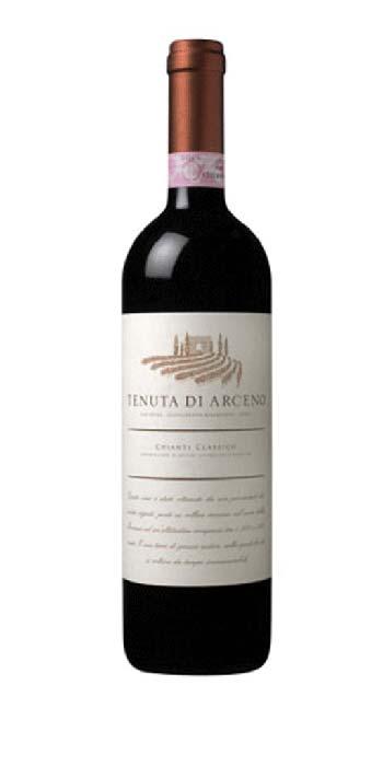 Chianti Classico Riserva 2011 Tenuta di Arceno - Wine il vino