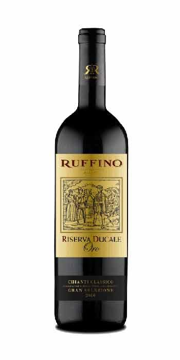 Chianti Classico Riserva Ducale Oro 2010 Ruffino red wine - Wine il vino