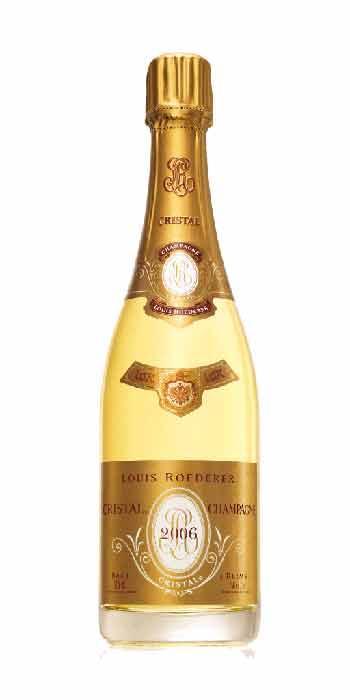Champagne brut Cristal 2006 Magnum Cofanetto di legno Louis Roederer - Wine il vino