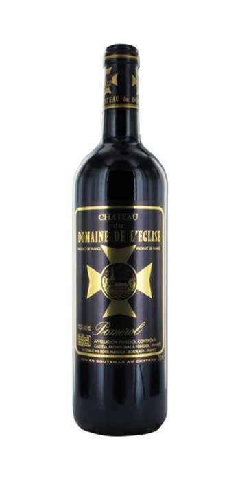 Château du Domaine de L'Eglise 2011 - Wine il vino