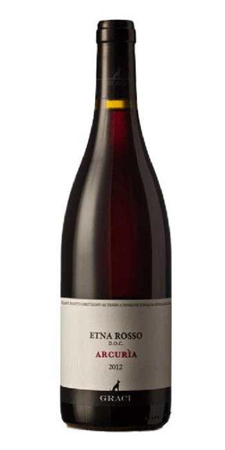 Etna Rosso Arcuria 2012 Graci - Wine il vino