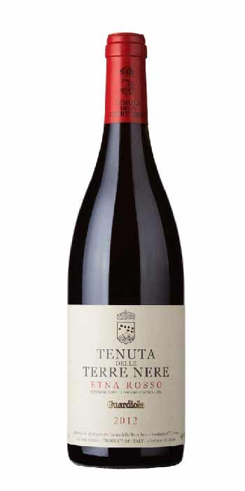 Etna Rosso Guardiola 2012 Tenuta Terre Nere red wine - Wine il vino