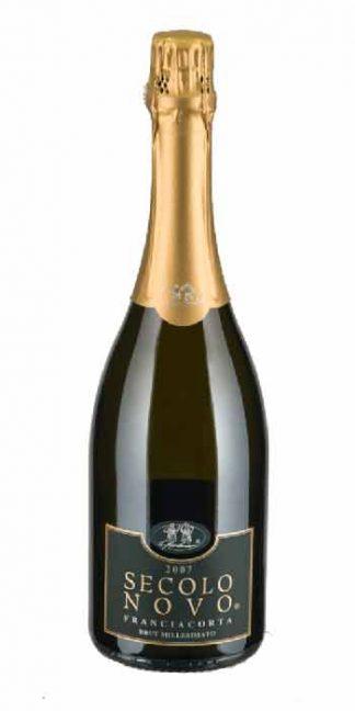 Franciacorta brut Secolo Novo 2007 Le Marchesine - Wine il vino