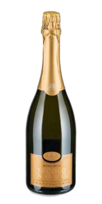 Franciacorta dosaggio zero Secolo Novo Riserva 2007 Le Marchesine - Wine il vino